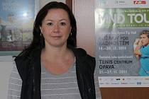 Ředitelka opavského Futuru Markéta Weiningerová.