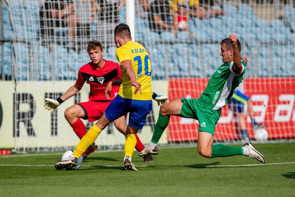 Fotbalisté SFC Opava remizovali v 1. kole FORTUNA:NÁRODNÍ LIGY s Vlašimí 3:3.