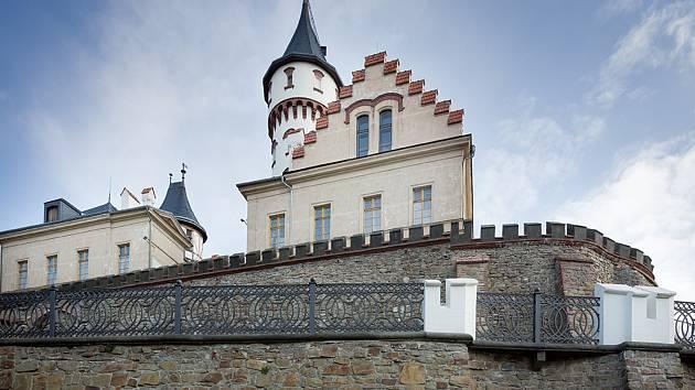 Zámek v Raduni.