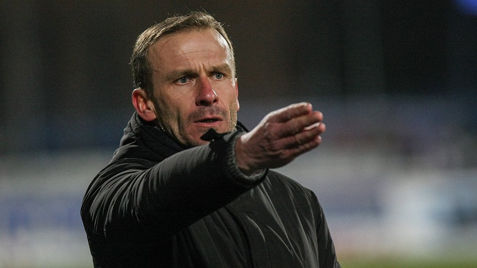Trenér Ivan Kopecký - Ilustrační foto.