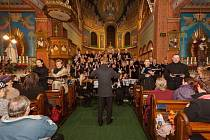 Koncert Petra Urbánka v opavském Marianu má svou tradici.