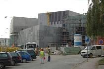 V tomto vyrůstajícím obchodním centru za Bredou bude také multikino.