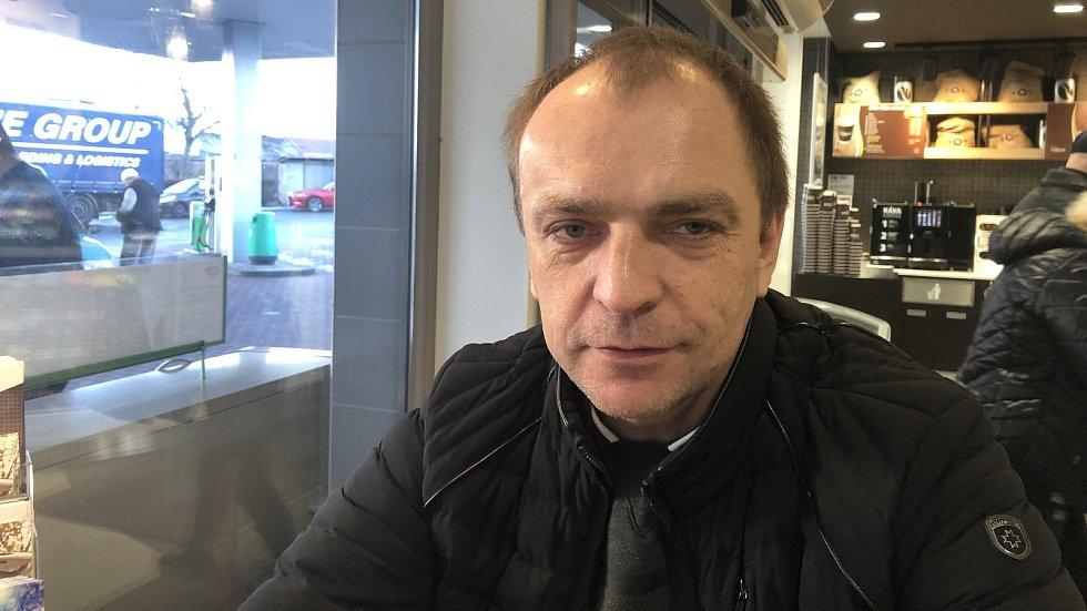 Petr Glončák - předseda představenstva  Slezského FC Opava.