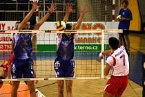 Michal Sukuba vlevo patřil k nejlepším hráčům.