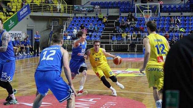 BK Opava - USK Praha.