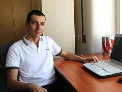 Claudio Cremaschini působí na Filozoficko-přírodovědecké fakultě Slezské univerzity více než rok a půl.