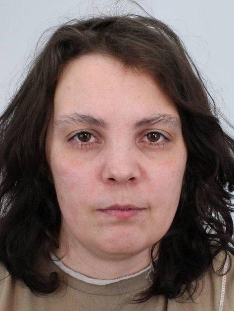 Pohřešovaná Lenka Urbanová.