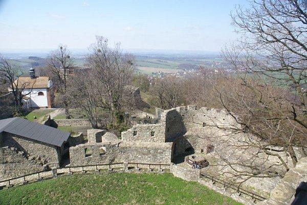 Na hradě Hukvaldy, který byl administrativním střediskem spravujícím rozáhlé majetky olomouckého biskupství, byl Václav Vejvanovský kaprálem hradní stráže.