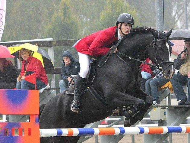 Jakub Ludvík s Merry z JK Velká Polom zvítězil ve finále Dance and Jump Czech Junior Cupu.