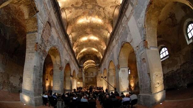 Kostel sv. Václava se také letos stane dějištěm Svatováclavského hudebního festivalu.