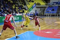 Opavští basketbalisté doma nestačili na Pardubice.