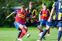 Slezský FC Opava U19 – FC Zbrojovka Brno U19 1:2
