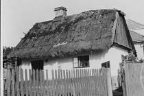 VÝMĚNEK pana Malchárka, číslo popisné 7. Zbouráno v roce 1952.