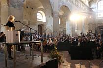 V kostele sv. Václava hudebníci odehrají koncert Hudební skladatelé ve Slezsku v úterý 21. října v podvečer.