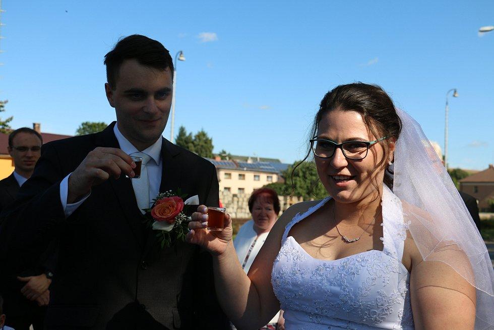 Svatba. Ilustrační foto.
