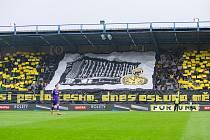 Fanouškům Slezského FC není chátrající Breda lhostejná.