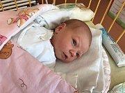 Magdaléna Rádková se narodila 15. července, vážila 3,10 kilogramů a měřila 50 centimetrů. Rodiče Veronika a Michal z Opavy jí přejí zdraví, štěstí a ať se jí na světě líbí.