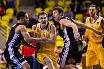 BK Opava – ČEZ Basketball Nymburk 75:95