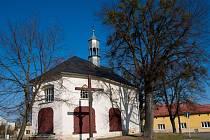 Kaple svaté Maří Magdalény ve Štítině.