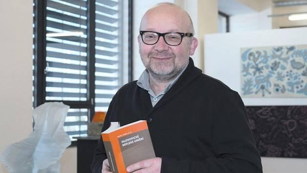 Galerista Martin Klimeš