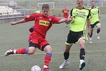 Jakub Štourač (v červeném)