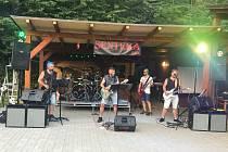 Rocková kapela Sentara znovu v akci