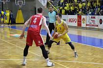 BK Opava – BK Pardubice.