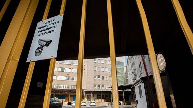 Metylalkoholová směs se míchala v areálu bývalé Opavie v Lepařově ulici v Opavě.