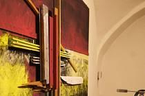 Sabon svou tvorbu představuje v Galerii Cella.