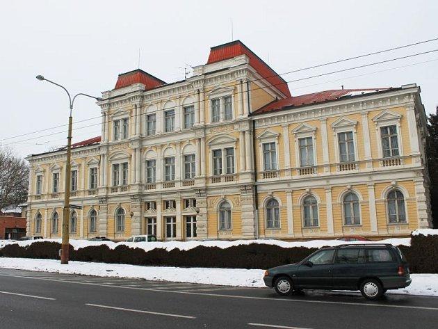 Psychiatrická léčebna v Opavě. Ilustrační foto.