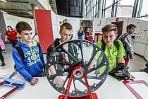 Svět techniky už navštívily tisíce dětí z opavských škol.