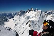 """Tomáš Petreček před dvěma lety pokořil Gasherbrum I a nedlouho poté také Gasherbrum II. V červenci se vrátí na """"místo činu""""."""