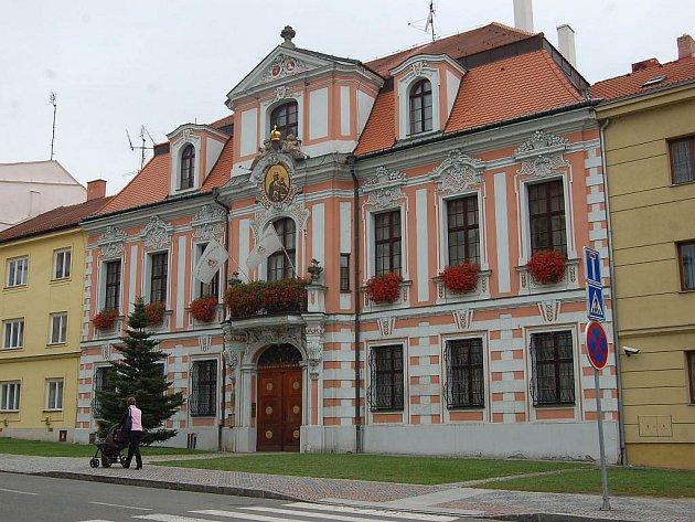 Sobkův palác patří k barokním skvostům Opavy.