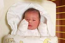 Prvním miminkem letošního roku na Opavsku je chlapeček s netradičním jménem Soldán Christian.