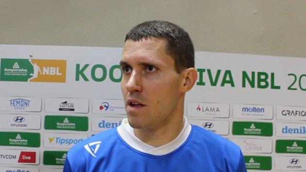 Basketbal: Opava - Hradec Králové
