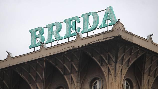 Obchodní dům Breda v Opavě.