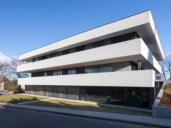 Tomáš Bindr zAtelieru 38považuje rezidenci Mendlova za nejzdařilejší stavbu vporevoluční Opavě.