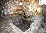 V hledáčku archeologů je Müllerův dům již od roku 2013. Tehdy byly uskutečněny první sondy, soustavný záchranný výzkum zde ale provádí archeologové Slezského zemského muzea od roku 2015.