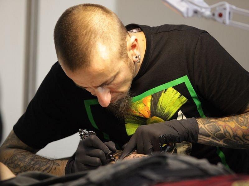 Tattoo Session Silesia 2013. Ilustrační foto.