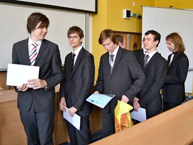 Opavský tým tvoří nejlepší školní fyzikové v republice.
