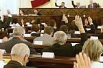 Zasedání zastupitelstva. Ilustrační foto.