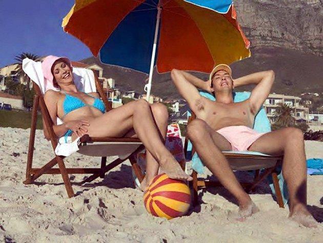 Válení u moře, ale i aktivní dovolená plná sportu. Tak si podle naší ankety představují Opavané dovolenou.