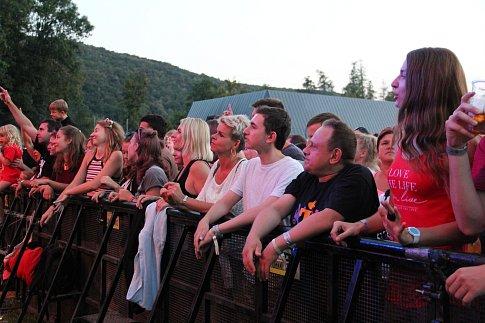 Festival v Hradci nad Moravicí.