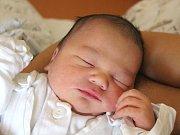 Dominik Konečný se narodil 24. ledna, vážil 4,00 kilogramu a měřil 52 centimetrů. Rodiče Anežka a Martin z Opavy přejí svému prvorozenému synovi do života jen to nejlepší, hlavně zdraví.
