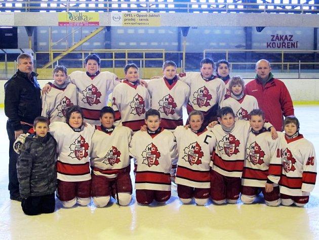 Opavští šesťáci si zahrají na mistrovství republiky.
