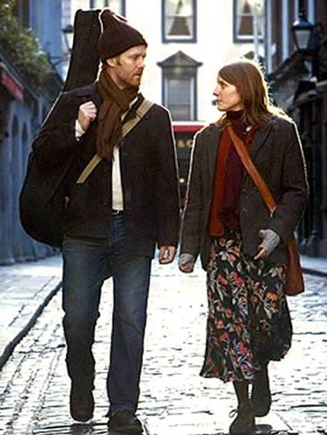V hlavních rolích snímku Once se představili frontman irské kapely The Frames Glen Hansard a česká zpěvačka Markéta Irglová.
