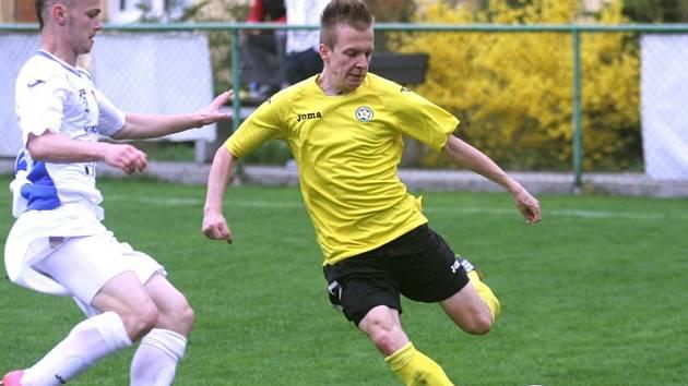 Baník Ostrava B - FC Hlučín 2:2