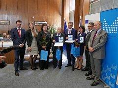 Přívětivý úřad je soutěž, ve které letos přebírali ocenění zástupci tří nejlepších úřadů z Moravskoslezského kraje. Zvítězil Krnov následovaný Opavou a Karvinou.