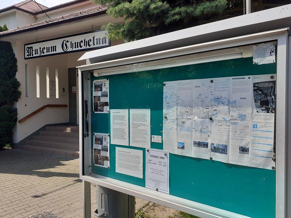 Budova Muzea Chuchelná.