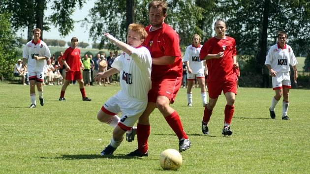 Fotbalisté Zlatník